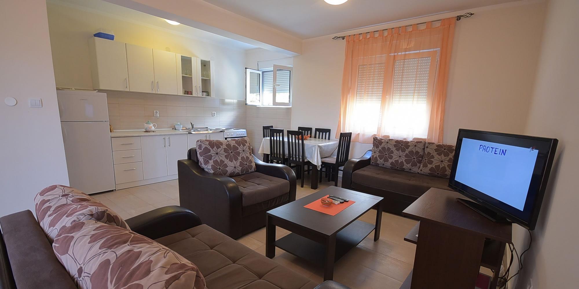 Igalo – Apartman Jadran II – 6 Osoba