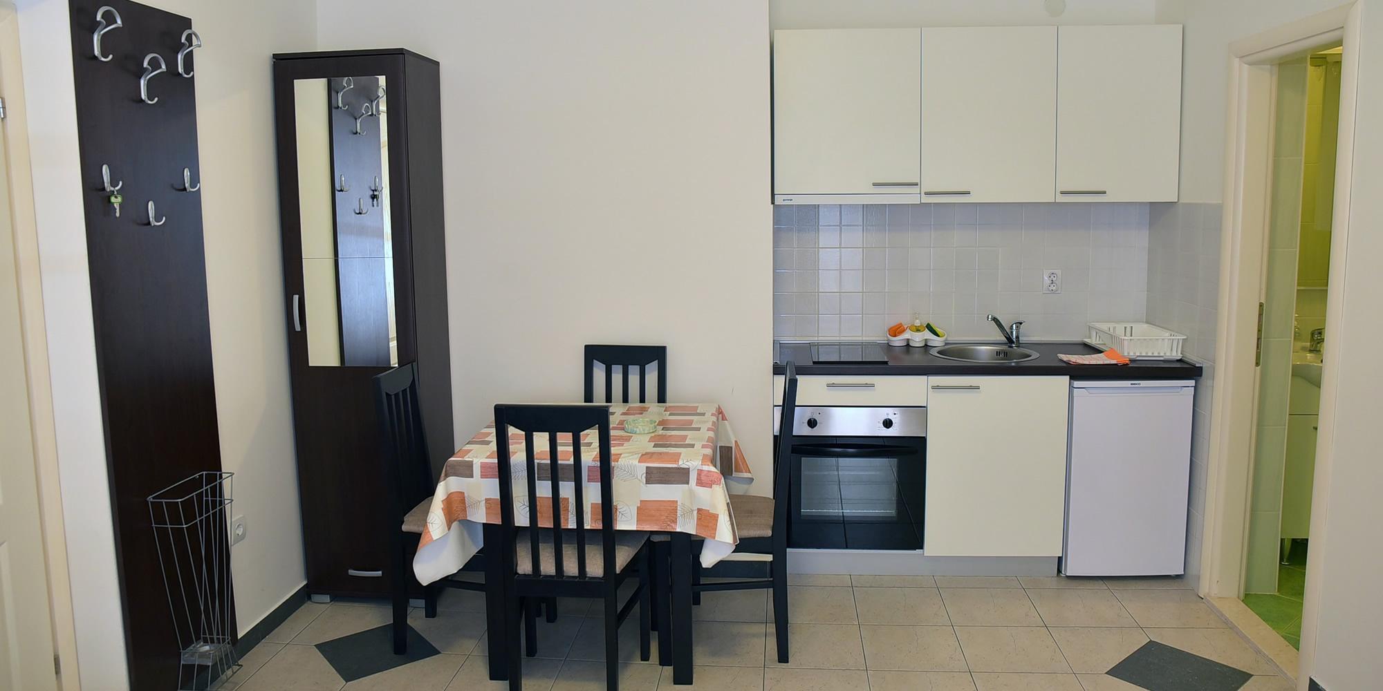 Igalo – Jednosoban Apartman Jadran – 4 Osobe