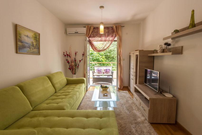 Đenovići - Jednosoban Apartman Sa Bazenom III - 4 Osobe - Slika 1